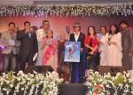 Neeraj Shridhar, Cyrus Broacha, Boman Irani, Shammi, Daisy Irani, Shah Rukh Khan, Farah Khan, Sunil A Lulla, Bela Sehgal, Sanjay Leela Bhansali At Shirin Farhad Ki Toh Nikal Padi Movie Music Launch