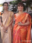 Nishka Lulla, Neeta Lulla At Esha Deol's Wedding Ceremony