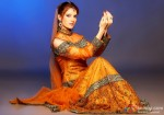 Pakistani Actress Saeeda Imtiyaz in a traditional outfit