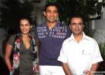 Payal Rohatgi Sangram Singh, Yogesh Lakhani Launch We love Mumbai Social Campaign