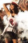Preity Zinta sports a short skirt