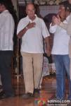 Prem Chopra At Rajesh Khanna's Prayer Meet