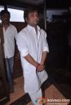 Rajpal Yadav At Rajesh Khanna's Prayer Meet