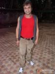 Rajpal Yadav On The Sets Of Mere Dost Picture Abhi Baki Hai
