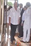 Rakesh Roshan At Rajesh Khanna's Prayer Meet