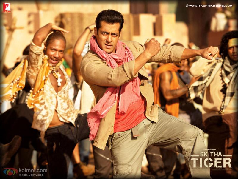 Salman Khan Ek Tha Tiger Movie Wallpaper Koimoi