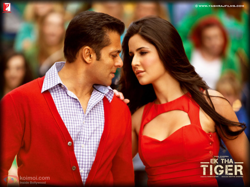Salman Khan And Katrina Kaif Ek Tha Tiger Movie Wallpaper 2 Koimoi