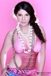 Sambhavna Seth Hot in a Pink Dress