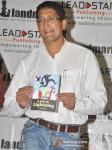 Satyen Nabar at 'A Bolt of Lightning' Book Launch