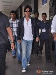 Shah Rukh Khan Returns From London