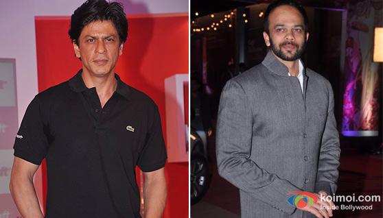 Shah Rukh Khan, Rohit Shetty