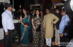 Shaina NC, Sharmila Thackeray, Raj Thackeray At Esha Deol's Wedding Reception