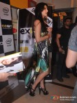 Shruti Hassan at Exhibit Magazine Bash