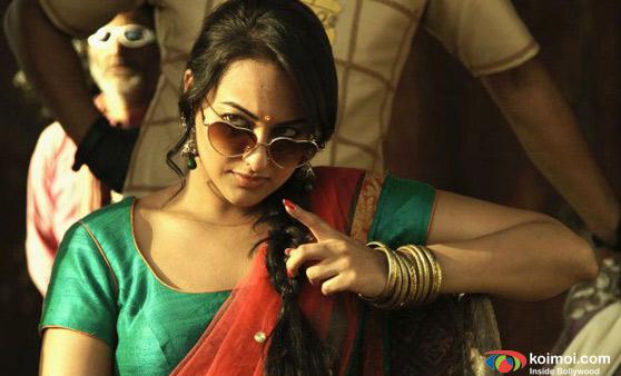 Sonakshi Sinha In Joker Movie Stills