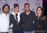 Sonam Kapoor and Abhay Deol at launch of Pure Concept