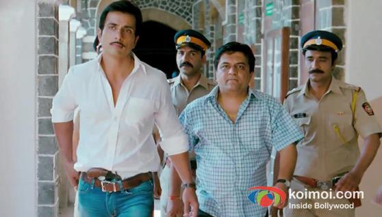 Sonu Sood In Maximum Movie