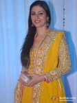 Tabu At Esha Deol Wedding Reception