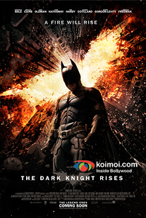The Dark Knight Rises Movie Poster (The Dark Knight Rises Movie Review)