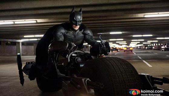 The Dark Knight Rises Movie Stills