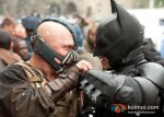 Tom Hardy, Christian Bale In The Dark Knight Rises Movie Stills