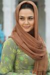 Traditional goes best on Preity Zinta in Heroes Movie