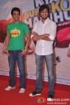 Tusshar Kapoor, Ritesh Deshmukh At Kyaa Super Kool Hain Hum Movie Promotion