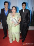 Tusshar Kapoor, Shobha Kapoor, Jeetendra Kapoor At Esha Deol Wedding Reception
