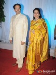 Uddhav Thackeray, Rashmi Thackeray At Esha Deol Wedding Reception