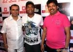 Yogesh Lakhani, Sunil Pal, Shiva Launch We love Mumbai Social Campaign