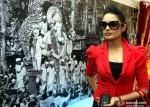 Yuvika Chaudhry Launch We love Mumbai Social Campaign
