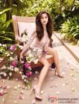 Alia Bhatt Looking Beautiful In A Floral Dress
