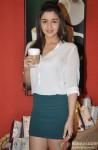 Alia Bhatt at Starbucks