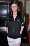 Alia Bhatt at Student Of The Year Promotional Event