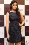 Alia Bhatt poses during the launch of Grazia magazine