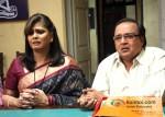 Amita Nangia and Rakesh Bedi In Maut Movie Stills