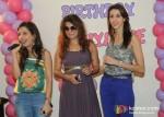 Amy Billimoria, Aashka Goradia, Alesia At Aareyane Billimoria's Birthday Bash