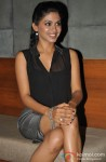 Anjali Patil during the promotion of film Chakravyuh