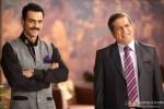 Arjun Rampal and Darshan Jariwala in Ajab Gazabb Love Movie Stills