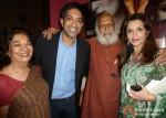 Aruna Vasudev, Prashant Nair, Jatin Das, Lillete Dubey At Delhi In A Day Movie Screening