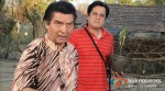 Asrani And Mahesh Thakur (In The Name Of Tai-Tai Ke Naam Movie Stills)