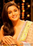 Cute Alia Bhatt in a casual Indian attire
