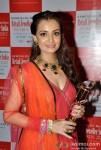 Dia Mirza At Retail Jeweller India Awards 2012