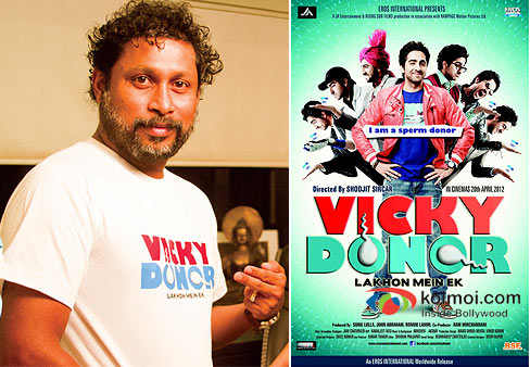 Image result for vicky donor sujit sircar