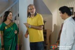 Dr. Nishgandha Wad and Ujjawal Thengdi, Asrani (In The Name Of Tai-Tai Ke Naam Movie Stills)