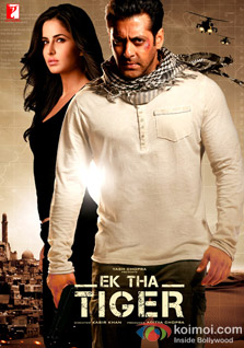 Ek Tha Tiger Review (Ek Tha Tiger Movie Poster)