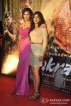 Esha Gupta, Anjali Patil At Chakravyuh Movie Trailer Launch