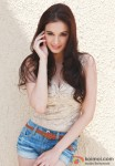Evelyn Sharma posing of the Cam
