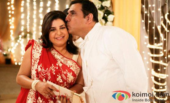 Farah Khan and Boman Irani In Shirin Farhad Ki Toh Nikal Padi Movie Stills
