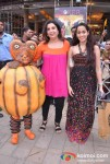 Farah Khan, Shweta Pandit Promote Joker Movie