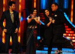 Ragini Khanna, Farah Khan and Boman Irani Promote Shirin Farhad Ki Toh Nikal Padi Movie On The Sets Of Jhalak Dikhhla Jaa